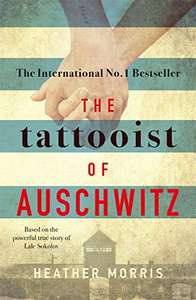 The tattooist of auschwitz £3.49 @ Amazon (£2.99 delivery non prime)