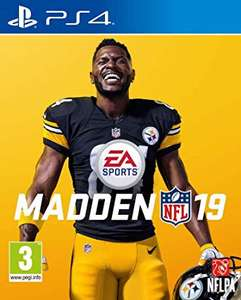 Madden 19 on PSN for £29.35 (using cdkeys top-up and Facebook discount)