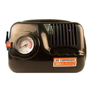 Universal 12 Volt Air Compressor - £4.99 with free delvery from MyMemory