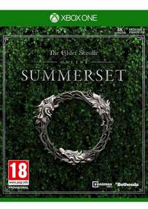 The Elder Scrolls Online: Summerset(PS4/XO) £12.99 Delivered @ Simply Games (OnRush XO £9.95)
