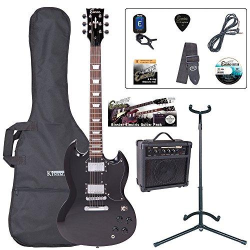 Encore EBP-E69BLK Elec. Guitar Outfit £82.09 Amazon Prime