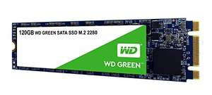 Western Digital Green 120GB M.2 SSD £25.60 Delivered @ Amazon France (Prime Only - Use free trial)