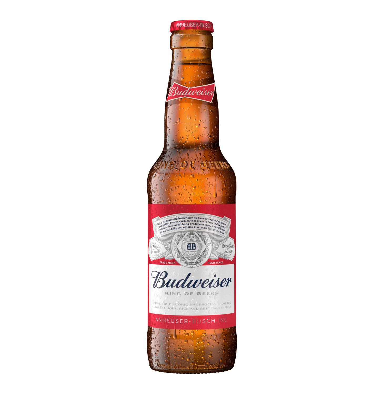 20 x 300ml bottles Budweiser £9.99 @ Lidl