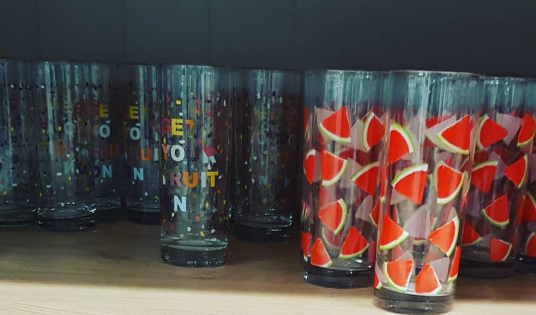 Tesco Hiball Water / Juice Glasses £0.25p @ Tesco