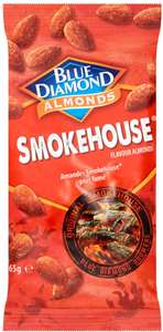 65g Roasted Almonds £1 @ Sainsburys plus 75p cashback from CoS/Clicksnap