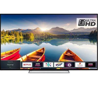 "TOSHIBA 50"" Smart 4K Ultra HD HDR LED TV - Currys/eBay - On sale, £349"