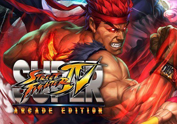 Super Street Fighter IV: Arcade Edition PC Steam Key £0.79 @ Gamivo/codezilla