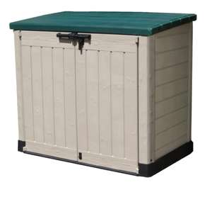 Keter Store it out Max Storage Unit 1200L £95 @ Homebase C&C