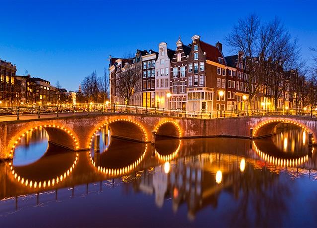 London to Amsterdam 2 nights flights + 3* Hotel £89p/p inc Breakfast @ Easyjet/TravelRepublic