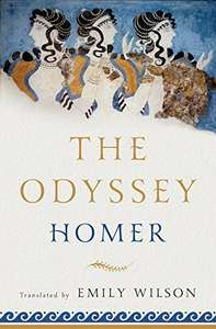 The Odyssey by Emily Wilson - Kindle Edition for 98p