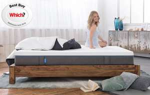 Rejuvenated Emma Original Mattress - 4 Options - From £139 + £19.99 del @ Living social