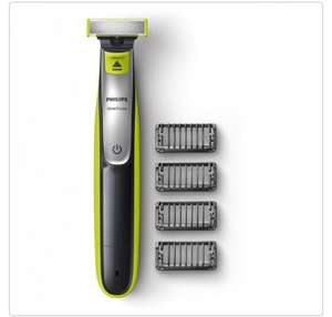 Philips Oneblade QP2530 with 4 Stubble Combs £30.66 @ Superdrug