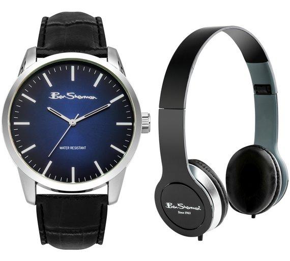 Ben Sherman Watch and Headphone Set - £32.99 + Free C&C @ Argos