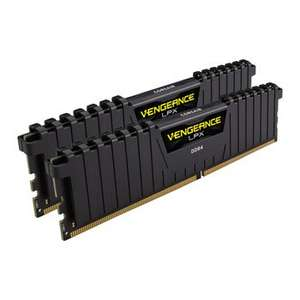 Corsair 16GB (2x8) DDR4 RAM LPX 3000MHz £134.99 +£4.79 del @ Scan