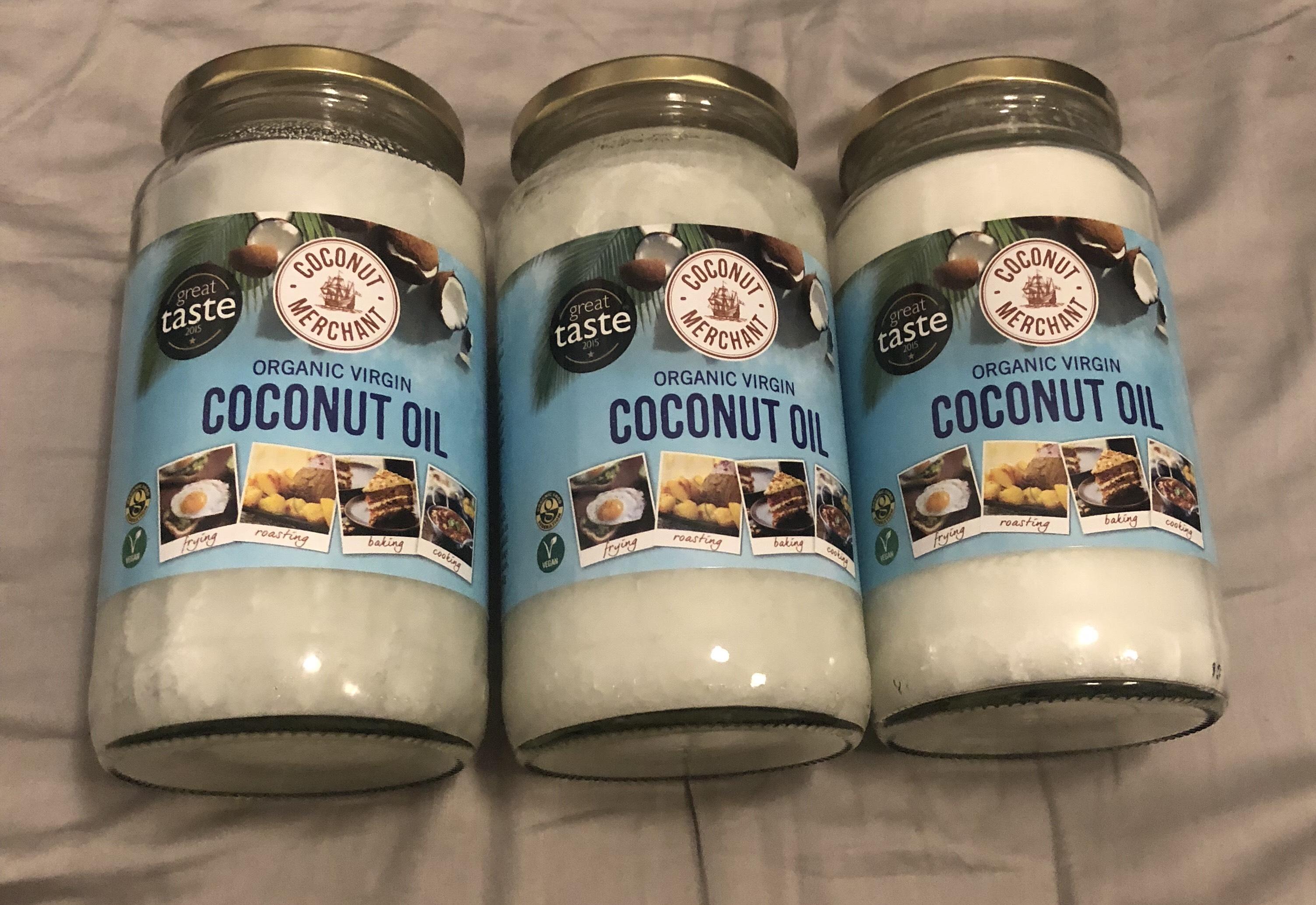 Coconut oil - £5 instore @ Asda (Old Kent Road, London)