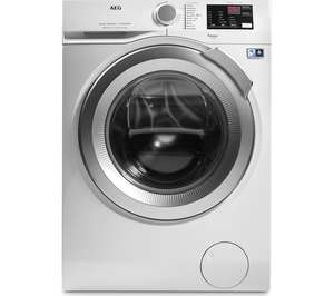 AEG PROSENSE L6FBI842N 8kg 1400 Spin Washing Machine A+++ in White £314 w/code + (£4.99 delivery) @ co-op electrical