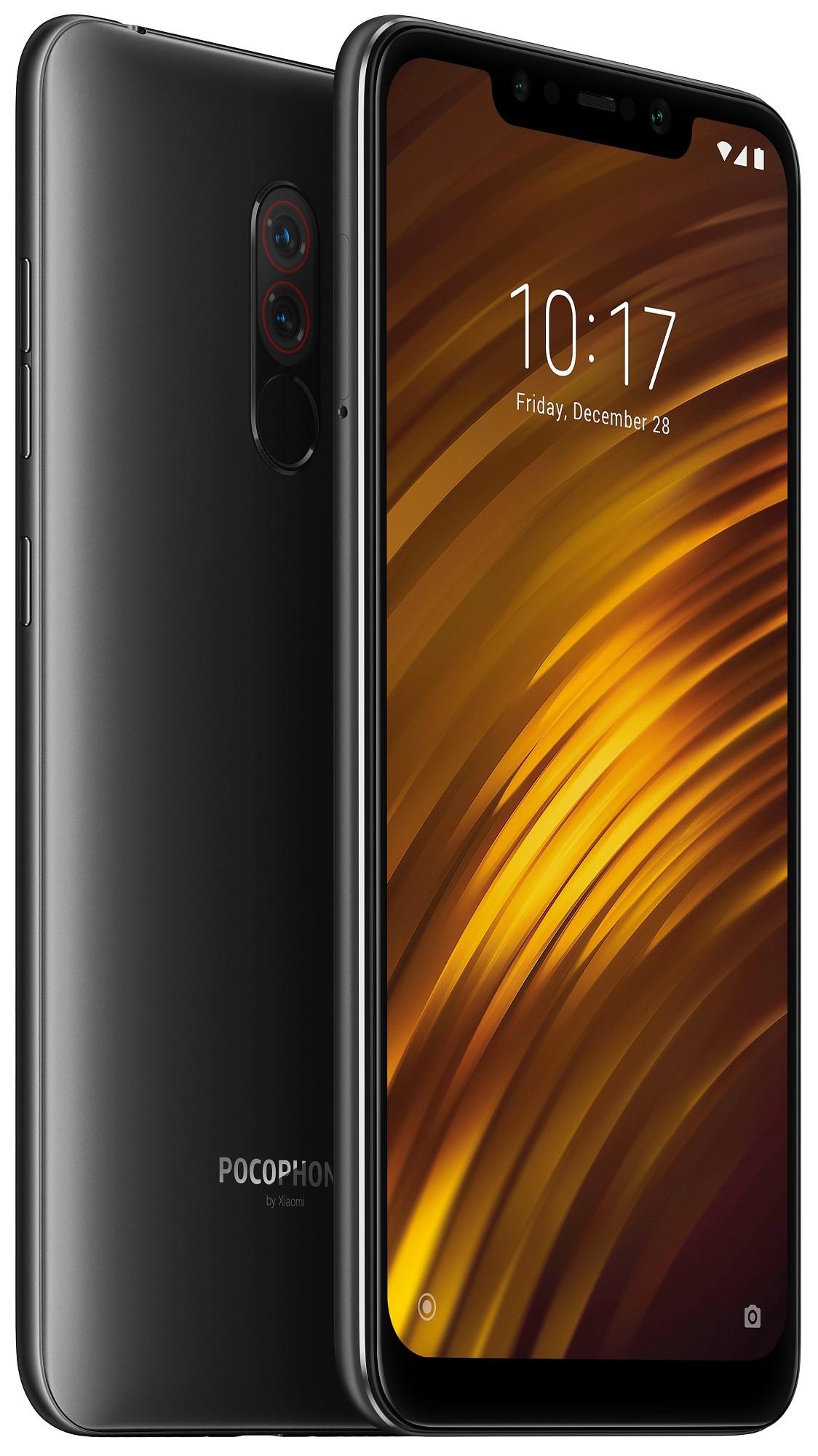 Xiaomi Pocophone F1 Black (Global Version) 6GB RAM 64GB ROM @ AliExpress - Tonke - £232