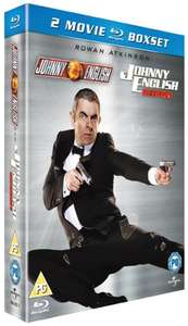 Johnny English/Johnny English Reborn (Box Set) [Blu-ray] - £5.40 (with 10% signup discount) @ Zoom