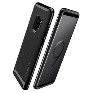 Samsung Galaxy S9/S9+ Various Spigen Cases  / Fulfilled by Amazon. £3.99 Prime / £8.48 Non-Prime