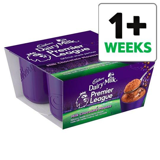 Cadbury Dairy Milk Bubbles Of Joy Chocolate Mousse 4 x 45g 75p @ Tesco