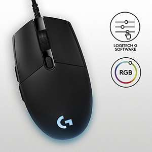Logitech G Pro Gaming Mouse Tournament Edition £29.99 @ Amazon