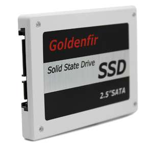 "Goldenfir 1TB 2.5"" SATA SSD - £99.51 (New Sign Ups only) @ AliExpress"