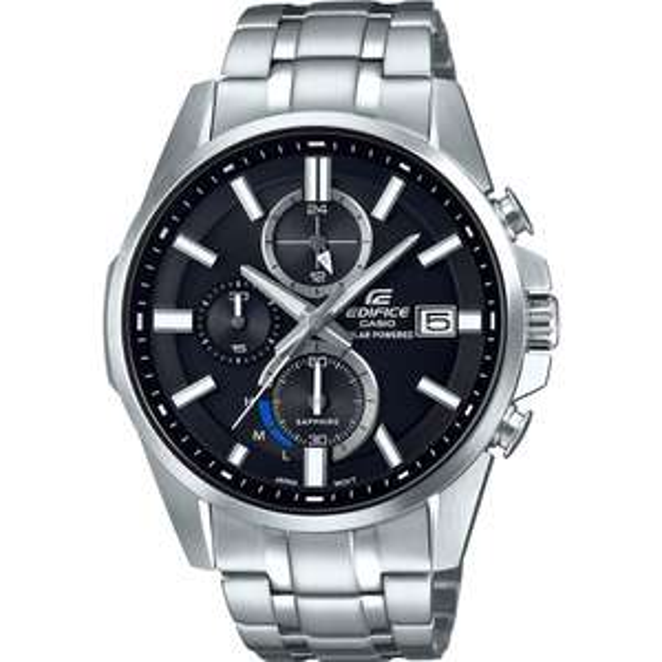 Casio Mens Edifice Watch Solar Sapphire EFB-560SBD-1AVUER £119 (RRP £249) @ Watches2U Flash Sale