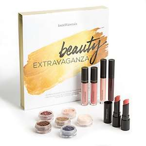 bareMinerals up To 50% Off Sale on Gift Sets and Make Up + Free Delivery + their  Beauty Advent Calendar has Arrived