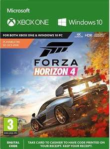 Forza Horizon 4(digital) Xbox One/PC Play Anywhere £38.99 @ Electronic First