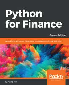 Python for Finance - Second Edition @ Packtpub