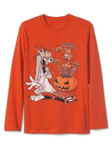 Kids Tom & Jerry Halloween Top £2.39 Free C&C @ GAP