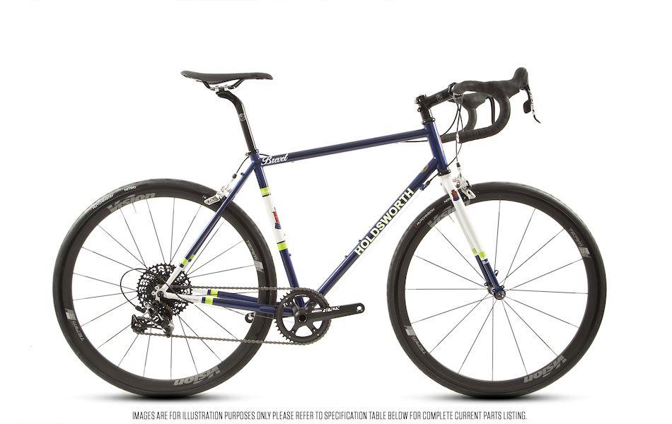 Holdsworth Brevet SRAM Apex 1 drop bar road bike - £499 @ Planet x