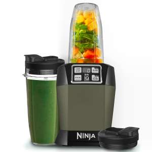 Nutri Ninja Blender & Smoothie Maker with Auto-iQ 1000W – BL480UKSA £49.99 at  Ninja Kitchen