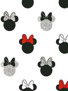 Disney Minnie Mouse Sparkle Wallpaper (was £17.99) Now £13.99 per roll + Free C&C at Very