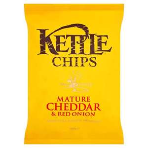 Kettle Chips reduced to clear Tesco Express 50p