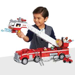Paw Patrol Ultimate Fire Truck Playset £54.99 @ smyths