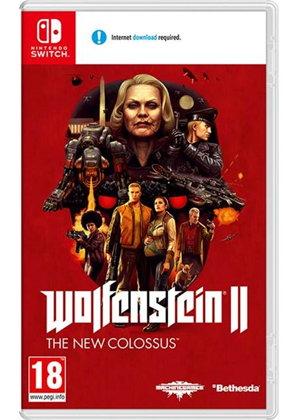 Wolfenstein 2: The New Colossus (Nintendo Switch) @ Base.com £38.85