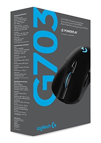 Logitech G703 Wireless Gaming Mouse £54.99 @ Amazon.co.uk