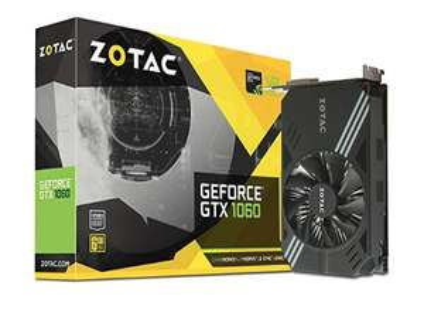 Zotact GTX 1060 6GB graphics card £219.59 @ amazon