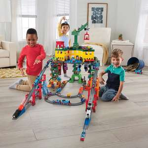 Thomas & Friends Super Station £97.99 (over 35 feet of track) @ Smyths