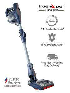 SHARK DUOCLEAN CORDLESS CLEANER WITH FLEXOLOGY [IF250UKT] +TruePet upgrade