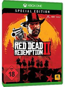 Red Dead Redemption 2 - Special Edition (Xbox One Download Code) £64.38 @ MMoga