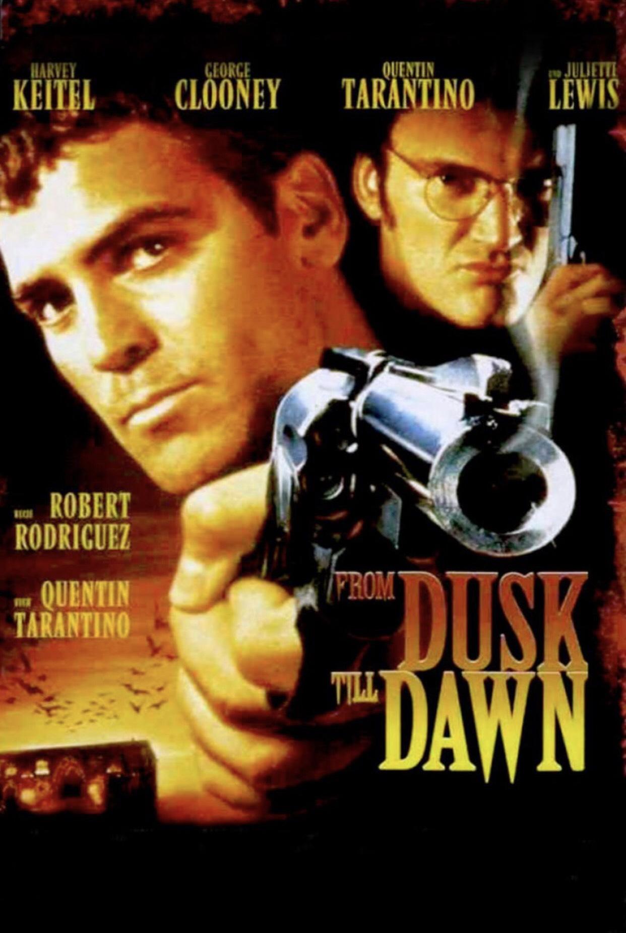 From Dusk Till Dawn £2.99 @ iTunes