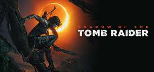 Shadow of the Tomb Raider PC £29.69 @ Steam