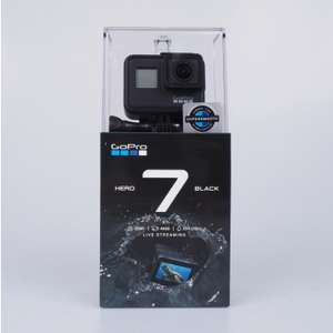 GoPro HERO7 Black 4K Action Camera £315.99 @ Eglobal Central