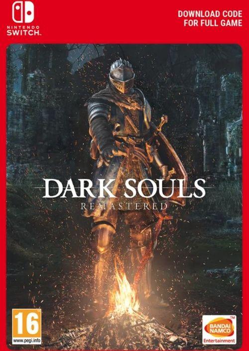 Dark souls remastered Switch £31.99  - Download Code  @CDkeys