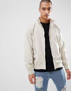 French Connection Harrington Jacket - All Sizes - £20 - £3 Delivery or Free with ASOS Premier