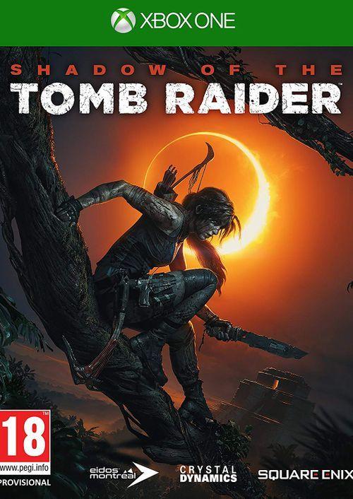 Shadow of the Tomb Raider Xbox One (digital) £34.91 with FB code @ CD KEYS