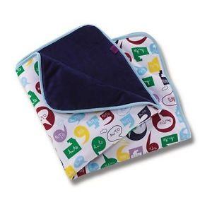 Genuine VW Baby blanket £4.99 each or buy 2 get 1 Free £4.99 @ Partsdepot Ebay