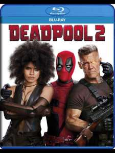 Deadpool 2 BluRay only £10 at Tesco instore